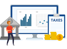 taxes and deduction in paystub