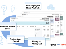 Top reasons you need a pay stub generator